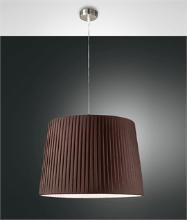 Cruved Flush Mounted Wall Light Amp Pleated Shade