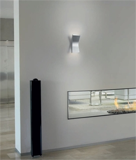 Giant Switch LED Up & Down Wall Light