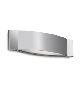Up & Down Wall Light with Interchangeable End Inserts
