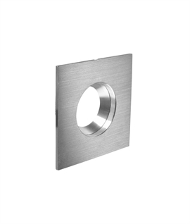 IP65 Bezel for LED Wallwasher - Round or Square