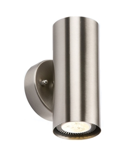 Stainless Steel Up and Down Wall Light