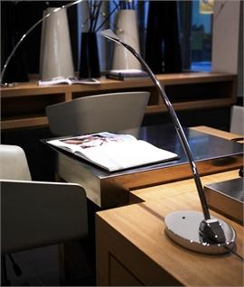 office desk lighting. LED Long Reach Table Lamp Office Desk Lighting C
