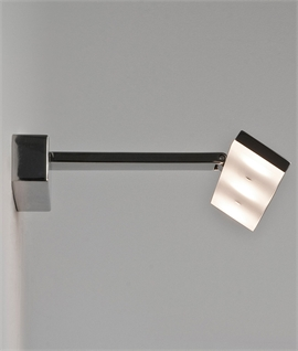LED Mirror or Picture Light IP44 - Adjustable Head