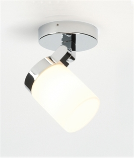 Adjustable G9 Lamp Single Spot IP44