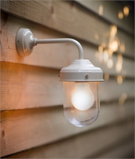 Traditional Barn Lamp - Exterior or Interior