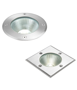 LED Marine Grade Stainless Steel Buried Uplight