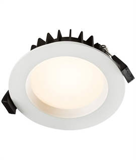 Recessed LED Downlight with WiFi Colour Control