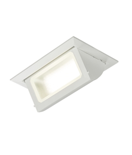 LED Pull-Out Recessed Floodlight