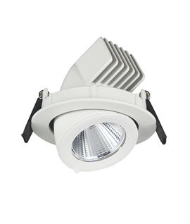 Mini Scoop Downlight With Built-in LED Lamps