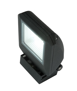 Aluminium 17w Exterior LED Floodlight - IP65 Rated