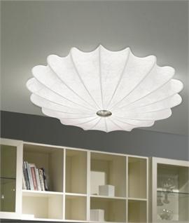 ... Cocoon Flush Light - Three Sizes