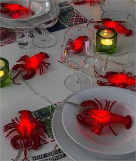 Cafe Bistro Crayfish Lights - LED