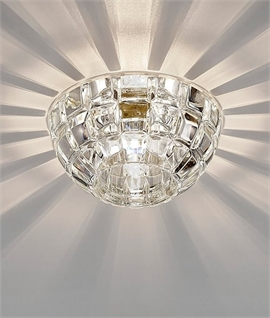 Crystal Downlights for G9 Lamps