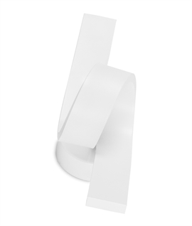 Curl LED Wall Light - White Finish