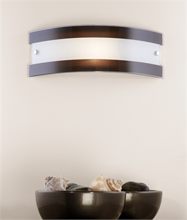 Sforzin Curva Wall Light - Fits Flush to Wall