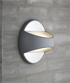 Up & Down Button Style IP44 Wall Light