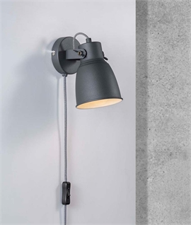 Nordic Industrial Style Wall Light