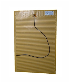 12v Heated Demister Pad - 800 x 600mm