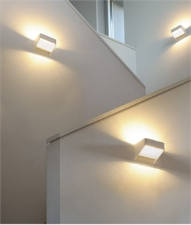 LED Modern Up & Down Wall Light