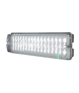 Emergency LED Bulkhead - IP65 Rated