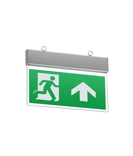 Ceiling Mounted LED Emergency Exit Sign