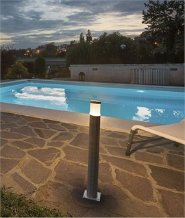 LED High Quality Post Light in Two Sizes