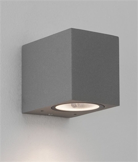 Compact GU10 Exterior Wall Light IP44