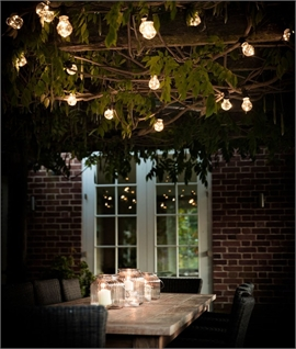Festoon Party Lights - 10 Lights