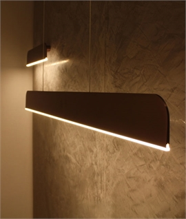 Thin Aluminium Suspended Ceiling Light