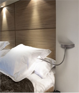 Flexible Arm LED Bedside Reading Light