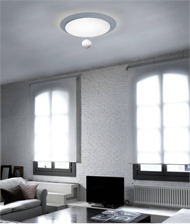 Clever Indirect Lighting For Lower Ceiling Areas - Moonlight
