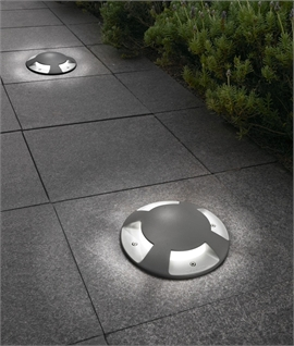 Exterior Ground Recessed Indicator Light Ø200mm Exterior Ground Recessed  Indicator Light Ø200mm