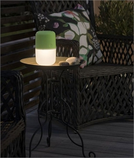 LED Solar Powered Portable Hanging or Standing Lamp