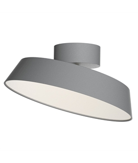 unusual ceiling lighting. round led ceiling light adjustable unusual lighting