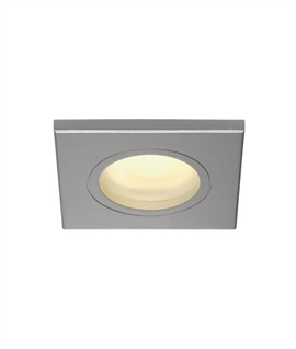 Square Mains Soffit Light - 3 Finishes