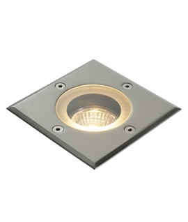 Marine Grade Recessed Ground Light