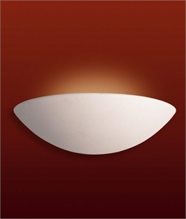 Moon Ceramic Wall Light & Diffuser