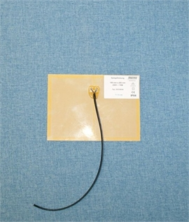 Heated Mirror Demister Pad - 15w - 180mm x 250mm