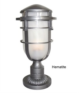 Nautical Styled Pedestal Light