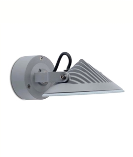Stylish Wide Beam Exterior Flood with 120º Beam LED Lamp