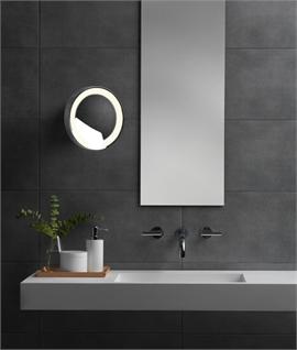 Illuminated Shaving And Vanity Mirrors Lighting Styles