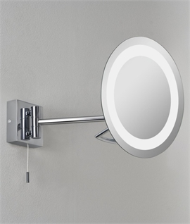 bathroom shaving light illuminated and vanity mirrors lighting styles 11246