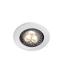 Insulation Safe Adjustable Downlight For LED lamps