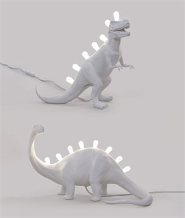 Dinosaur Table Lamp T-Rex or Bronto