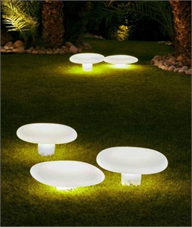 Mushroom Outdoor Light - IP65 Rated