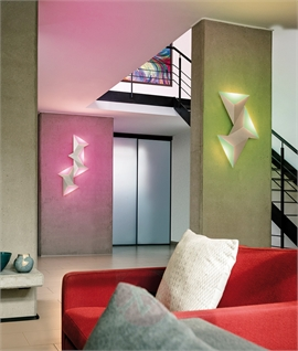 RGB CCT LED Wall Light - Create Beautiful Combinations
