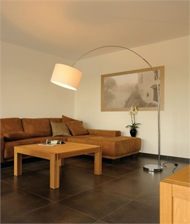 Adjustable Long Reach Floor Lamp