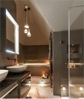 Original Bathroom Lighting