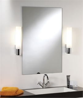 Tubular Design Bathroom Mirror Light - Energy Efficient