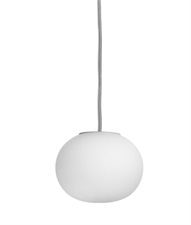 Mini Glo-Ball S Pendant by Flos